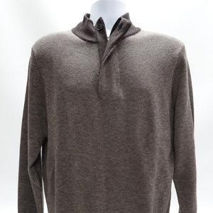 Toscano Sumatra 1/2 Zip Mens Sweater - Nordstrom